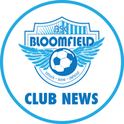 Bloomfield Soccer Club News